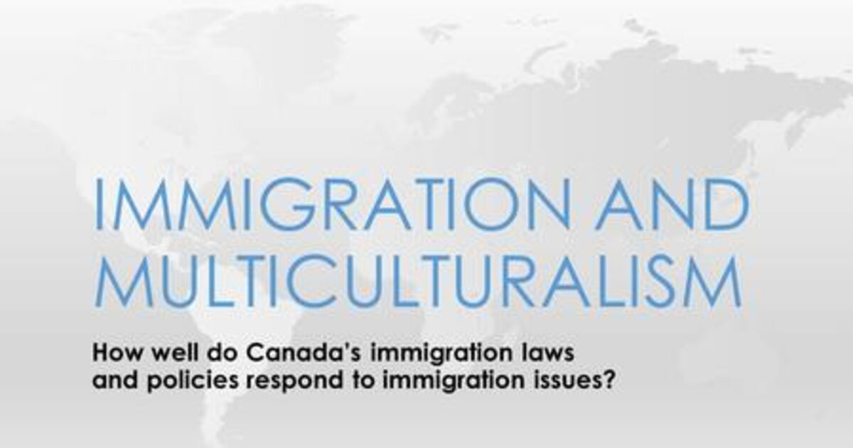 hindrances to development of canadian immigrant religions essay Canadian immigration policy identifies three classes of permanent residents: the independent or economic class, the family class and the refugee class (protected persons) in 2008, 571% of all people who have acquired permanent resident status in ottawa.