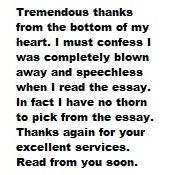 blown away essay